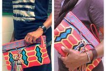 wayuu pattern perinteinen