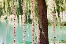wedding backdrops and accents