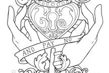 Tattoo / by Bernadette Parent