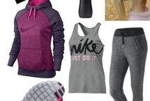 Oblečení na cvičení