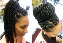 BEAUTY: Hair- Natural Styles / by Lady Katie