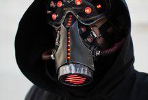 Sci-Fi Costumes/Props