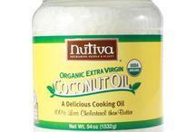 NUTIVA Ulei de Cocos Extra Virgin Organic / NUTIVA Ulei de Cocos Extra Virgin Organic - cel mai bun ulei pentru masaj bebe. Ce poate fi mai bun pentru pielea sensibila a unui bebe decat un ulei natural 100%, fara nici un adaos