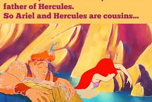 cool facts about Disney
