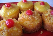 FOOD @ Just Desserts / baked good and not so good for you desserts / by Sue Smith
