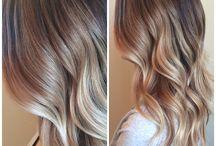 Fryzury / Hair style