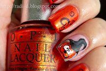 * Fall/Autumn Nail Art Design Ideas / by Bliss Kiss