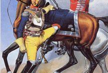 French napoleonic uniforms