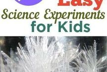 experimenty deti