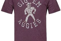 Aggie stuff / by Leslie Brian