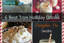 THM - Thanksgiving / Great ideas for an on plan Thanksgiving