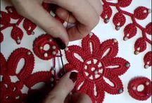 crochet- rusky