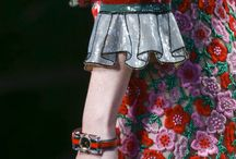 Gucci spring 2016 details