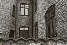 Various pictures / Pictures of Ystad