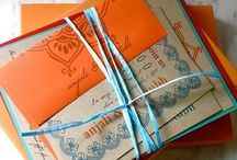 Paper Inspirations / Invitations to thank you notes - and everything in between!