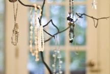 Jewelry sale booth ideas / by Doree Deleon
