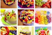 Tutti Frutti / Lots of ideas for all kinds of fruit