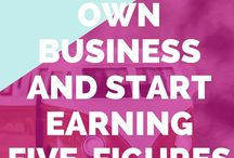 Business tips and tricks / A collection of my favourite business tips and advice.