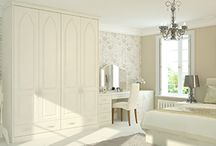 Wren's Traditional & Shaker Bedrooms / Bring a sense of traditional elegance to your bedroom with this range of sophisticated designs.