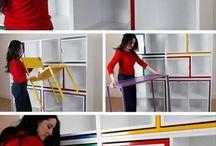 cubiculos con sillas