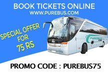 Bus,flight ticket booking,mobile recharge / Online bus ticket booking