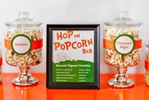 Simply Pop {Gourmet Popcorn}