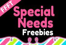 FFFT Special Needs