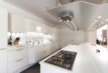 Spaces | Kitchens / Creative and innovative kitchens for every type of home.