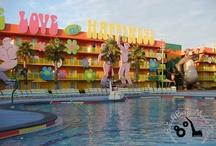 Disney's Pop Century Resort / Disney's Pop Century Resort is a value resort at the Walt Disney World Resort in Florida.   #PopCentury   #WDW #Disneyworld #Disneyhotel #familyvacation