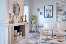 Cosmopolitan, Renovated Interior Design, Villa Bozonos 2018