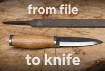 Knife making