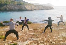 TheFeel Natural Tuning retreats Ibiza / After the two pilot retreats in April, MartriX - TheFeel will organize an unique ZenmaX Natural Tuning and Detox retreat on Ibiza in Autumn 2015. The ZenmaX retreat offer you six nights accomodation and five days intensive martial art qigong and meditation training, however the program leaves you enough free time to explore the magical treasures of the Ibiza.