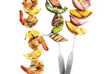 Grilling Ideas / by Shari Hamby Mulligan