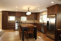 Kitchen inspiration / a mix of practical ideas and over-the-top inspiration for a future kitchen remodel
