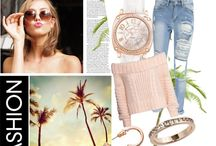 Rose Gold Colored Glasses - Park Lane Jewelry / Rose Gold jewelry is so easy to wear and always adds an element of interest to every look, and Park Lane's rose gold selection will leave you feeling very satisfied! https://parklanejewelry.com/rep/kelliwallace