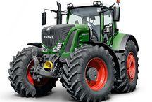 Tractors / Tractors  / by Avie Brar