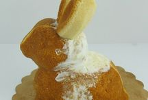 Luke's Bunny Cake