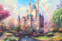 Research fairytale castle