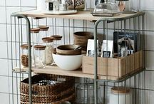 kitchen and bar trolley