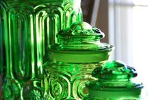 Green & Brown Inspiration / by Heather Smith