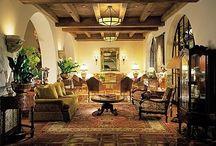 Casa Scinocca Living Room