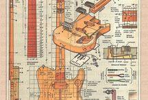 Gitárok építés-javítása