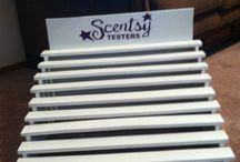 Scentsy display
