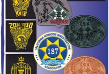 Velcro patches and morale badges / Need a custom velcro badge?  USA made?  Our USA made velcro patches are taking the place of the old embroidered patch.