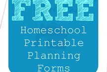 Homeschool Organisation & Planning