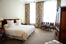 Capital Hotel Rooms / Southern Comfortable: Rooms and amenities at the Capital Hotel