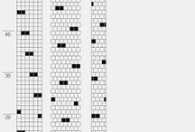 6-7korálkové vzory