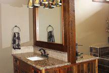 Vanities & Bathroom accessories