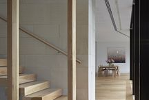 Feature stairs