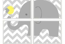 Baby ideas:) / Ideas for my baby's nursery and anything else! / by Meranda Rosenbaum